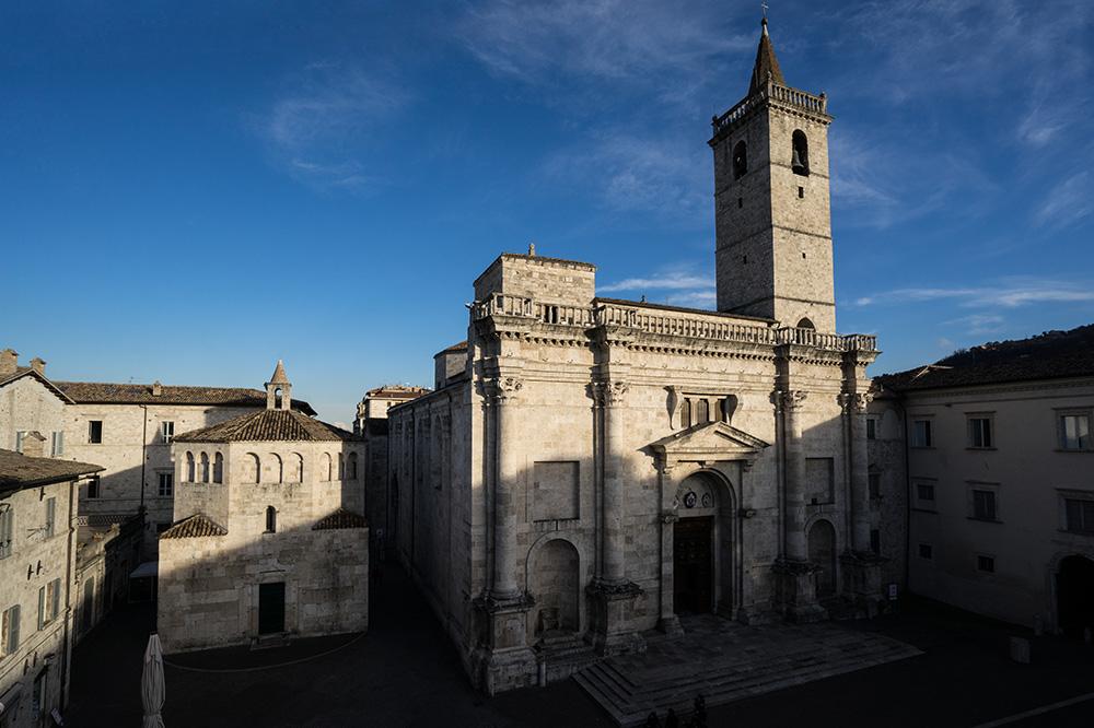 Le particolarità delle Chiese di Ascoli Piceno: la Cripta del Duomo