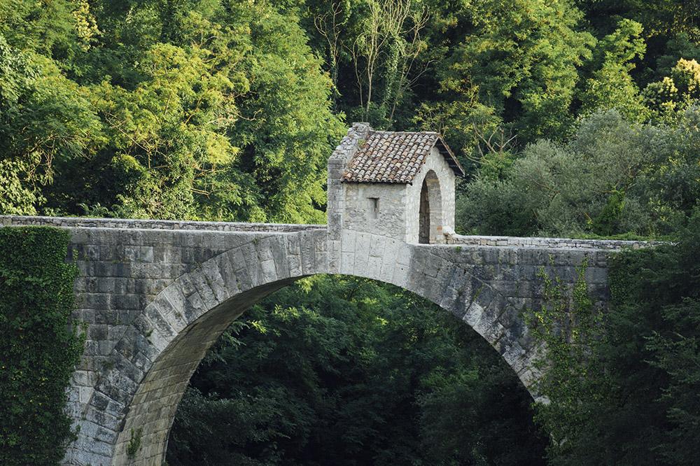 Gli antichi ponti di Ascoli Piceno: il Ponte di Cecco