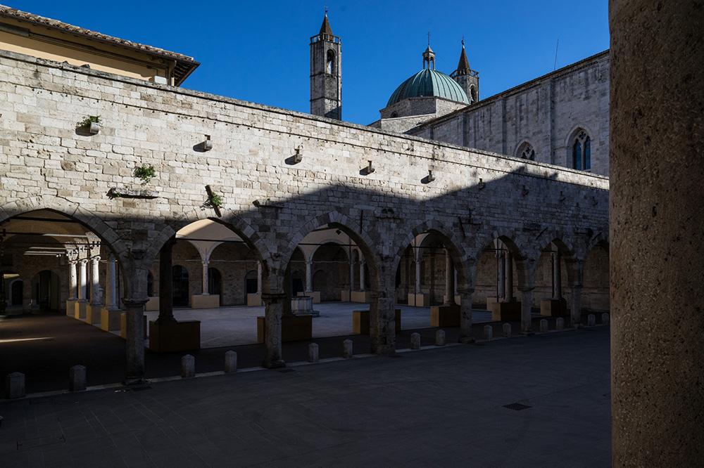 Le chiese di Ascoli Piceno: San Francesco