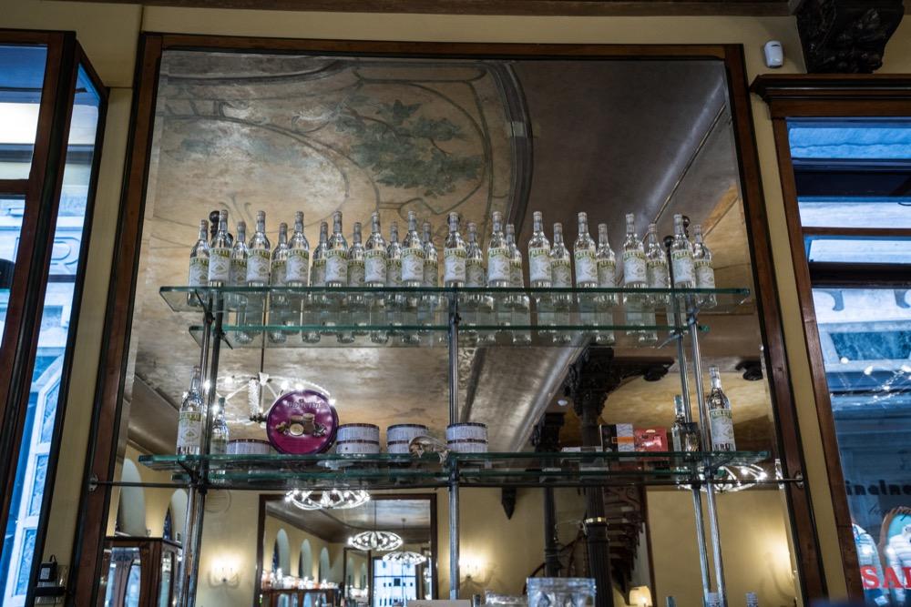 L'Anisetta: digestivo storico di Ascoli Piceno