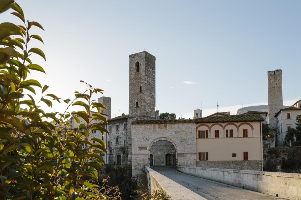 I ponti storici di Ascoli Piceno: il Ponte di Porta Solestà