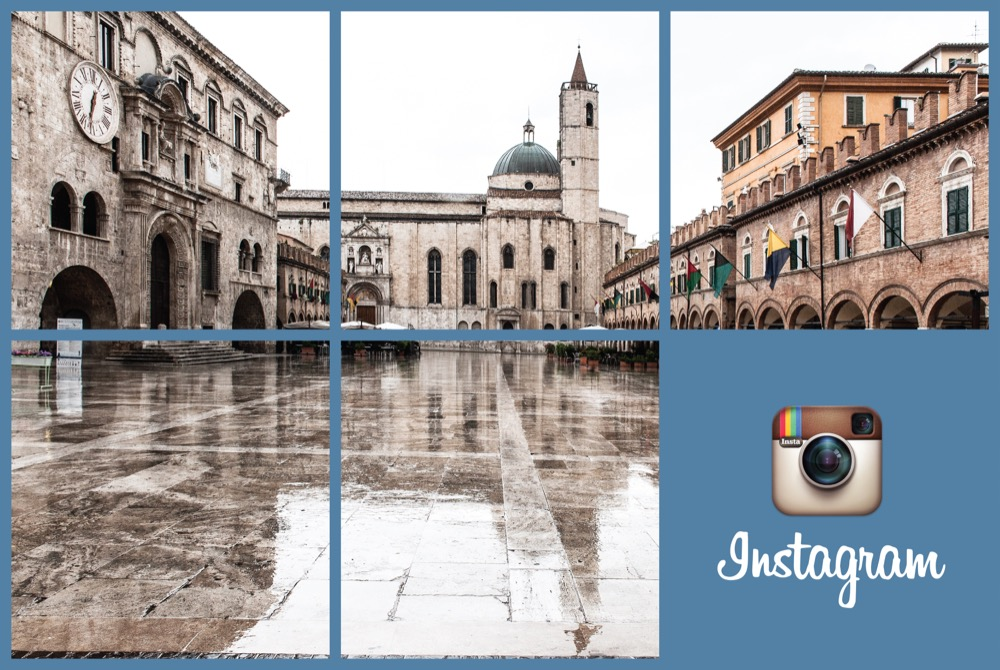 Ascoli Piceno sbarca su Instagram grazie a #VisitAscoli