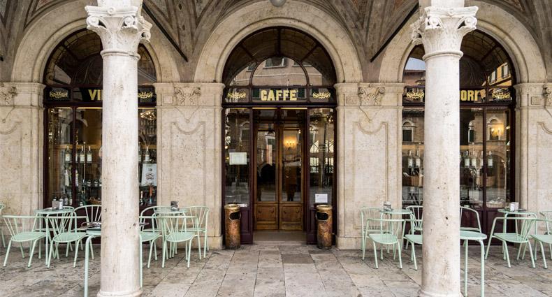 Cosa fare ad Ascoli Piceno? Scegliete il Caffè Meletti!