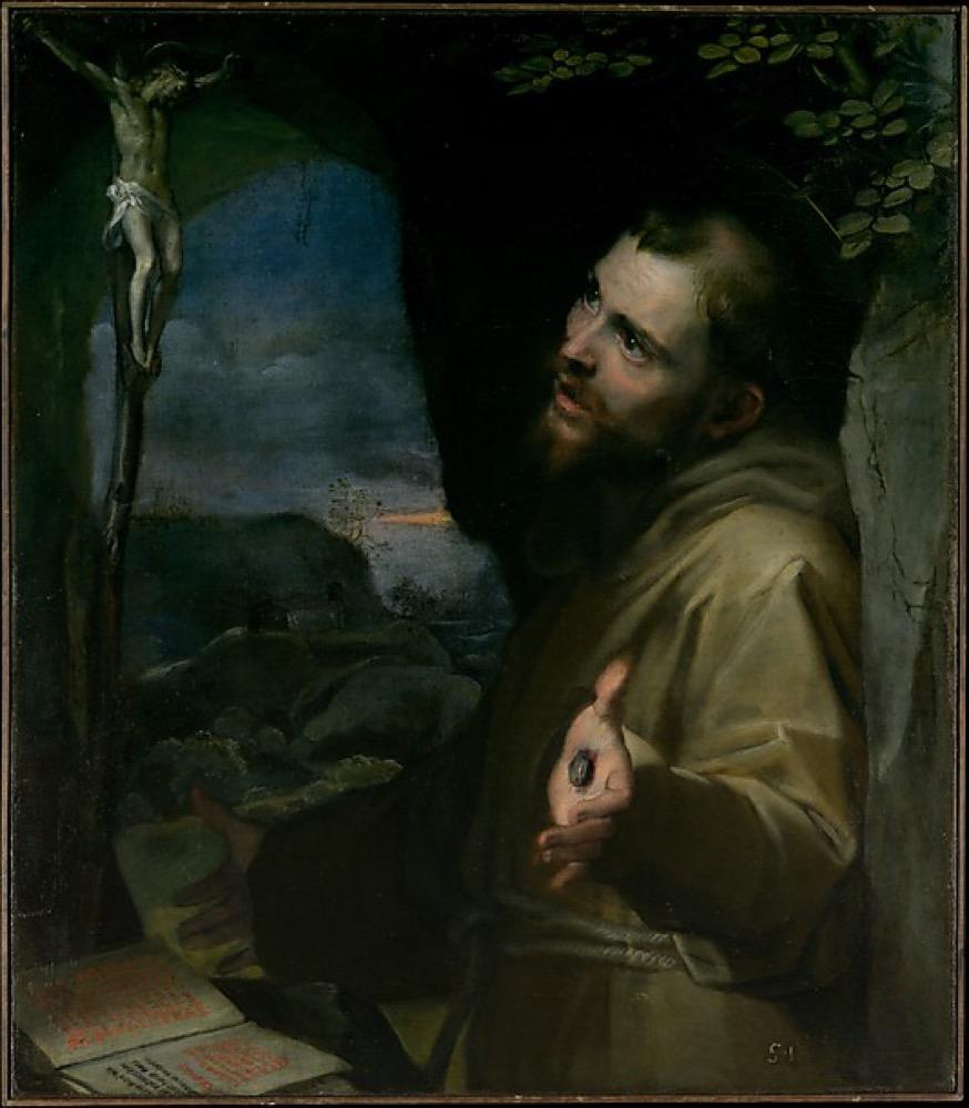 Mostre ad Ascoli Piceno: San Francesco nell'arte. Da Cimabue a Caravaggio.