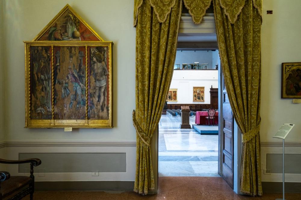 Mostre ad Ascoli Piceno: da Guercino a Duranti, i disegni dalle collezioni comunali