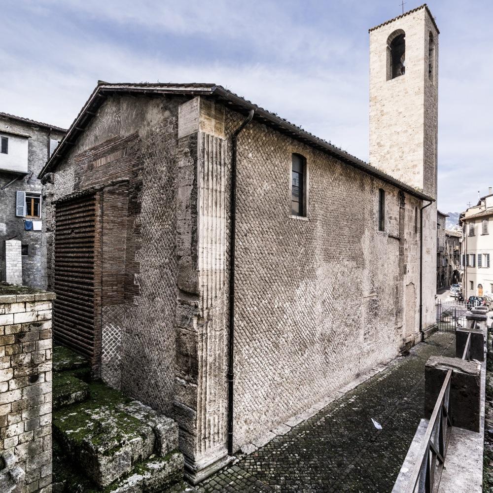 Le antiche piazze di Ascoli Piceno: Piazza San Gregorio