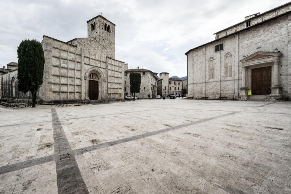 Luoghi da vedere ad Ascoli Piceno: Piazza Ventidio Basso