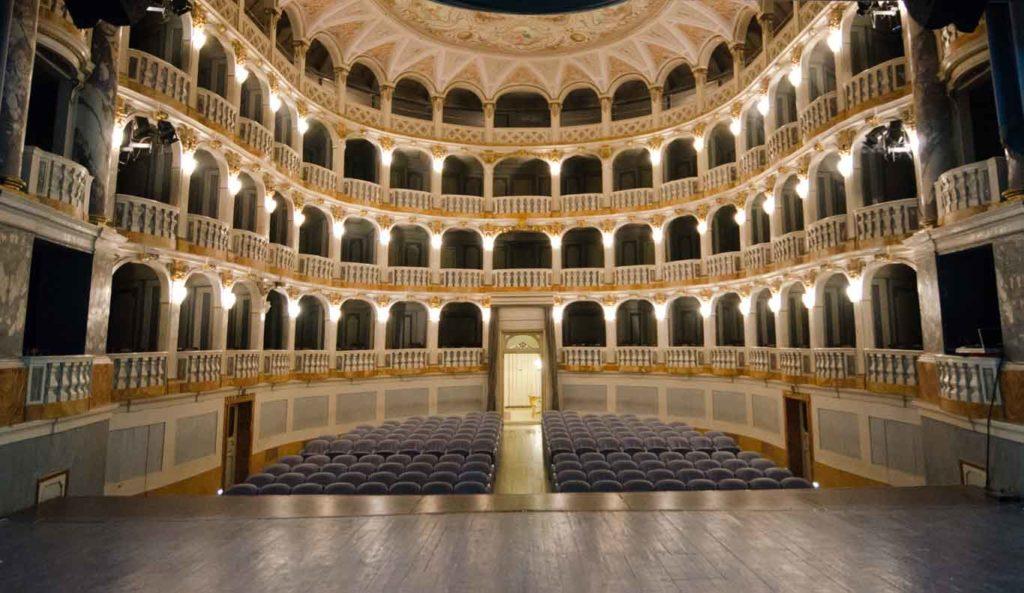 Teatro Ventidio Basso Visitascoli