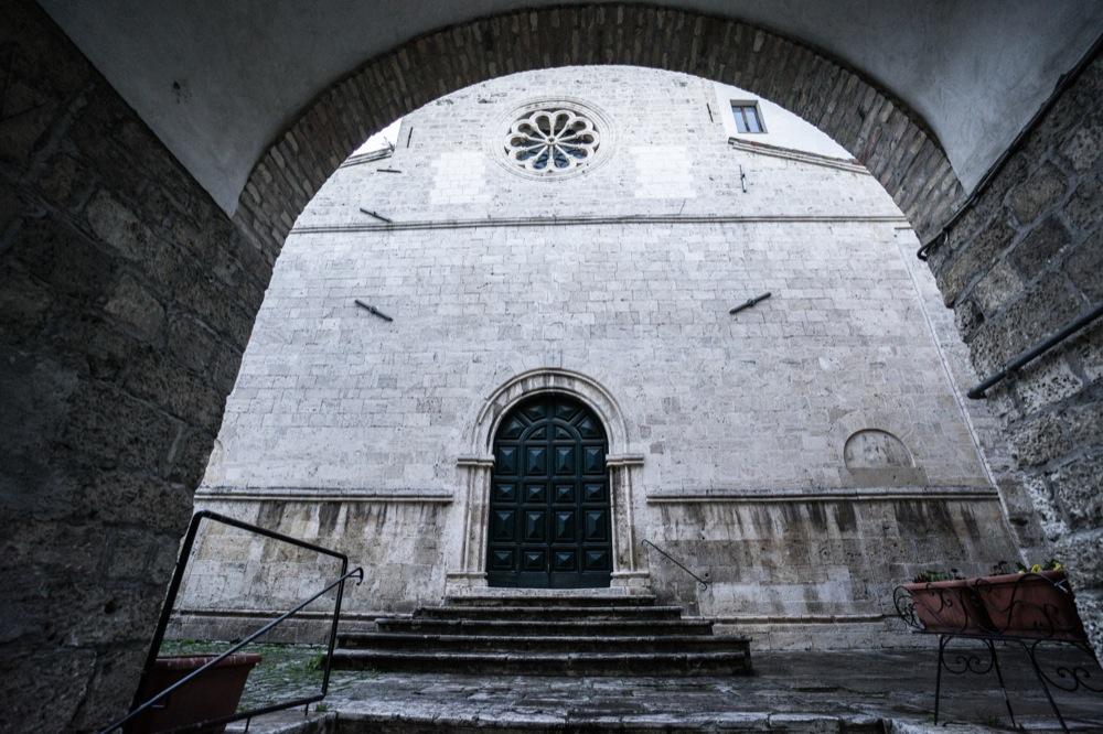 Le Chiese di Ascoli Piceno: Sant'Angelo Magno