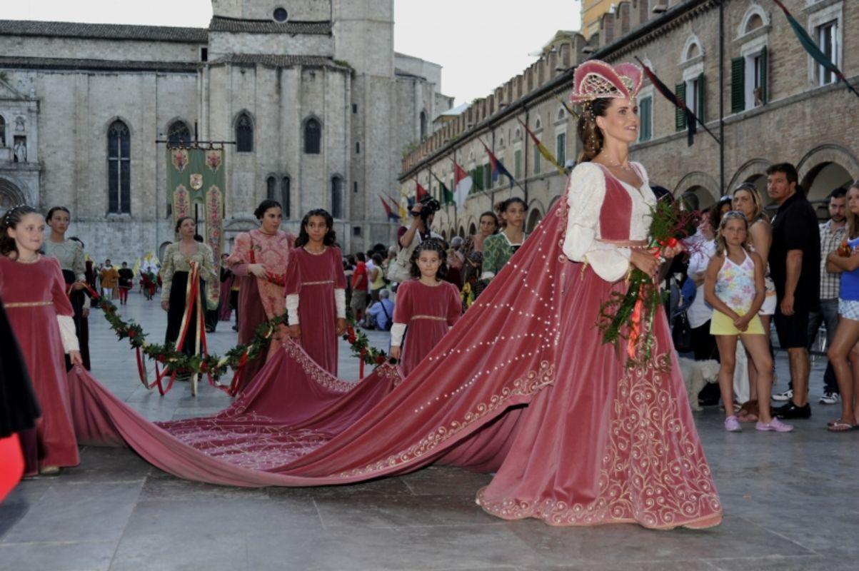 Corteo Quintana di Ascoli Piceno