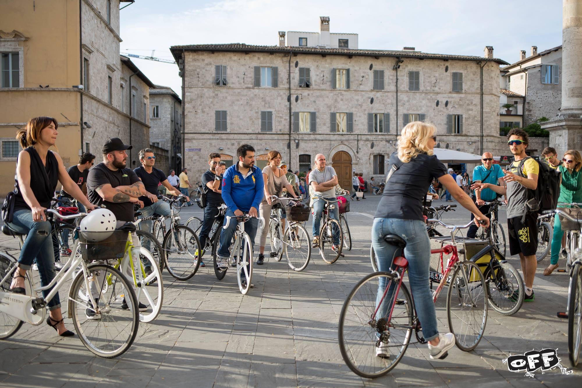 Visitare Ascoli Piceno in bici si può, con l'Aperibicycle®!