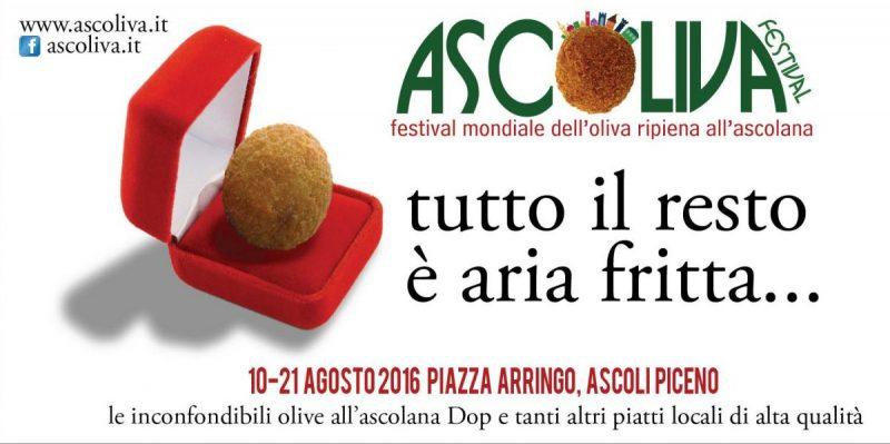 Ode alla gastronomia picena: Ascoli omaggia la sua più celebre tipicità con Ascoliva Festival