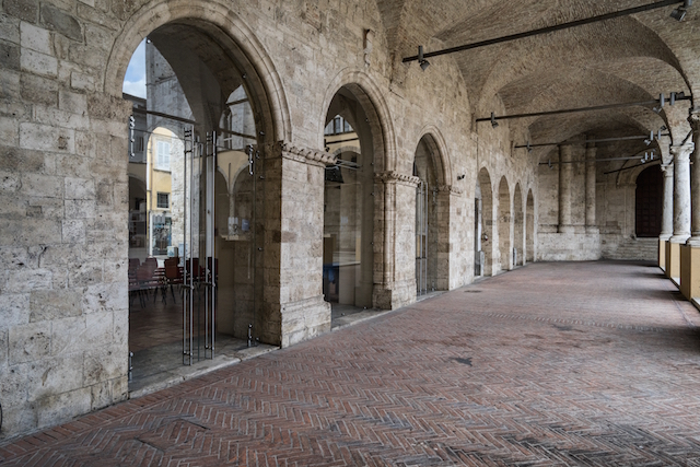 sala cola dell'amatrice ascoli piceno centro storico