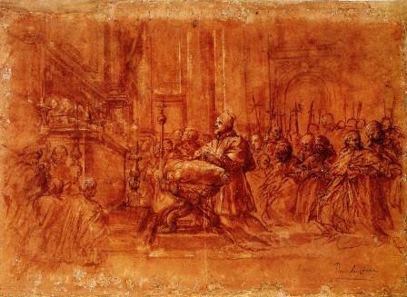 mostra ascoli piceno pinacoteca civica guercino duranti