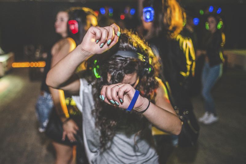 Eventi d'estate ad Ascoli Piceno: zitti tutti, arriva il Silent Party!