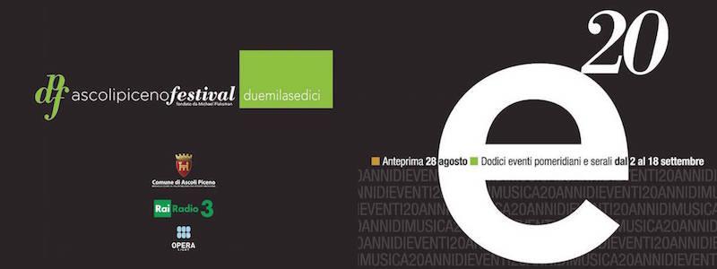 Ascoli Piceno Festival: al tramonto musica e versi per gli amanti della classica