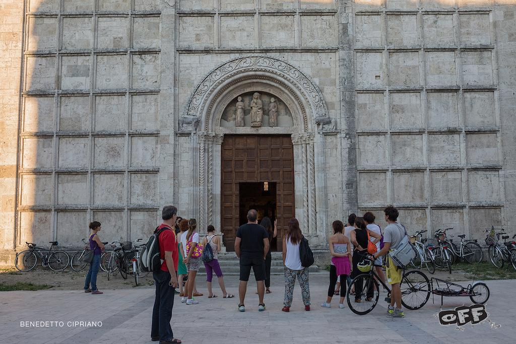"""Ascoli Piceno in bicicletta: ad Agosto, un Aperibicycle® """"tra Sacro e Profano"""""""