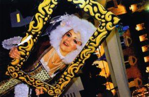 AGOSTINI CLAUDIO Lo splendore del Carnevale riflesso allo specchioOPERA AMMESSA