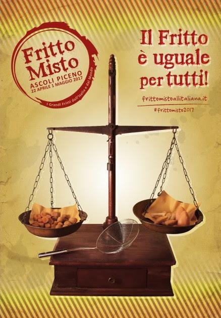 Fritto Misto all'Italiana 2017, 3 giorni per visitare la città dell'Oliva all'Ascolana