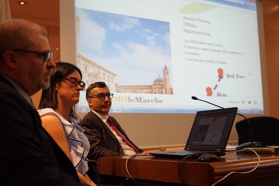 """Ascoli Piceno dà l'avvio a """"Marche Express"""" il nuovo progetto di promozione digitale delle Marche"""