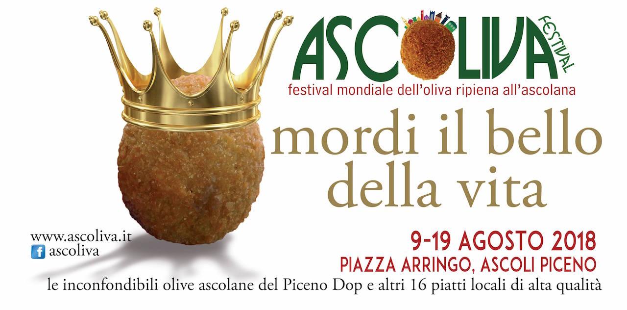 Ad Ascoli Piceno mordi il bello della vita… con Ascoliva Festival!
